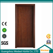 PVC Laminated Interior MDF Doors for Projects