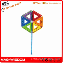 Hot Sale Rainbow Colorful Magnet Toys