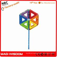 Brinquedos coloridos do ímã do arco-íris da venda quente