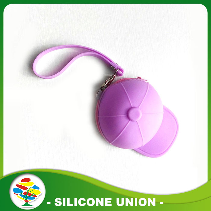 silicone mini purse