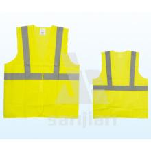Jy-7009 2015 Newest! ! ! ! Customized Flashing Safety Vest