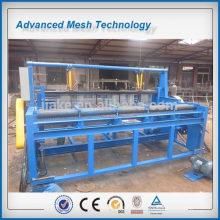 machine à tisser de treillis métallique sertie semi automatique