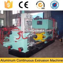 Extrusora para máquina de extrusão de alumínio para perfis de alumínio