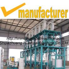 corn production line,flour equipment,maize flour factory
