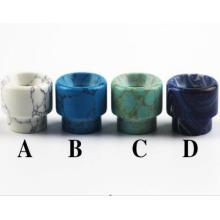 Astuce de goutte de turquoise colorée pour AV