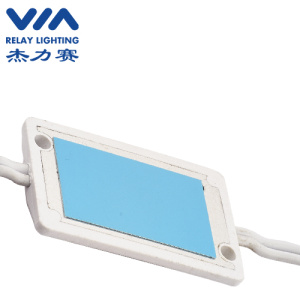 ABS plastic waterproof side light module
