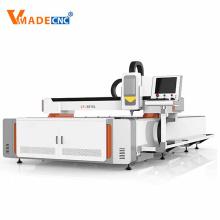 Máquina de corte por láser de fibra CNC automática de placa de hoja
