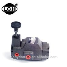 yuken hydraulique réducteur de pression