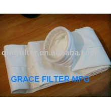fan dust filter polyester filter bag