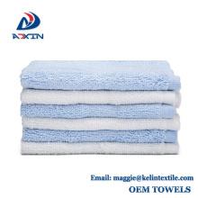 E-bay venda quente 500gsm 100 toalhetes de bambu orgânico para bebê sensível