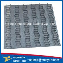 Verzinkte Stahl Holz Truss Connector Platten