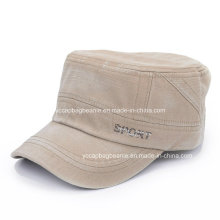 100% Cotton Unisex Promotion Military Army Cap (YC-672)