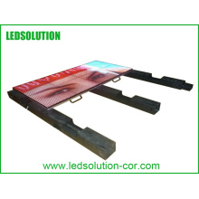 Affichage de plancher de P10 LED