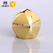 hotsale gold luxury zamac perfume bottle cap