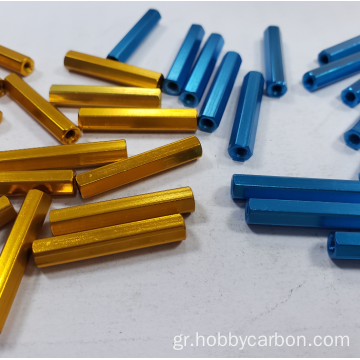 Hex Long Nut Nuts Spacers