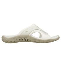 Glattes Leder und weiches Material Sportliche Slide Sandalen