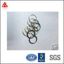 Girando cnc ferro hoop
