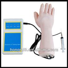 ISO Advanced Electronic IV Injection Training Hand simulator