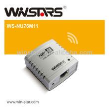Servidor de impressão USB 2.0 Server.usb de 100 Mbps.