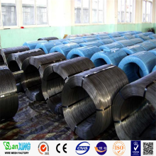 500KG Coil Black Wire Hot Sale i Anping