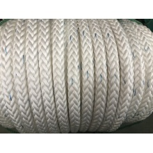 12-Strand Chemical Fiber Ropes Mooring Rope Polypropylene, Polyester Mixed, Nylon Rope
