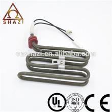 Elemento de calefacción eléctrica elemento de calefacción de lavadora