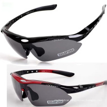 Polarized Cycling Glasses for Men and Women Outdoor Sports Bike Clear Sunglasses