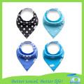 Bandana Bibs Free Pacifier Clip Baby Bibs