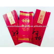 Paper Plastic composited disposable tea packaging bag
