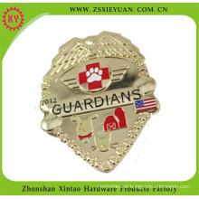 2013 Best Metal Police Badge