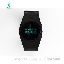 Пожилые GPS Tracker Watch с GPS + Lbs Dual Position
