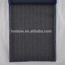 Tela caliente de la nueva venta del estilo Fabricante elegante de lujo hecho para medir el juego formal de los hombres