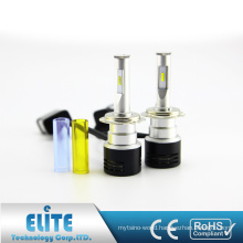 Stock Available Super bright CE ROHS Certificated h4 car led headlight bulb wholesale