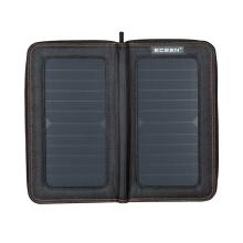 High Coversion Sunpower Novo processo dobrável 12W painel solar carregador
