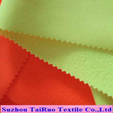Polo de poliester impreso con prenda impermeable para la ropa