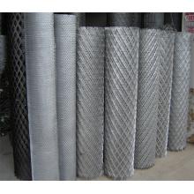 Malla de alambre expandida galvanizada caliente-sumergida en buena calidad
