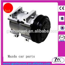 Auto 90-01 2.3L 2.5L Compresor de la CA del OEM para el guardabosques de Ford Mazda B2300 B2500 58128 FS10