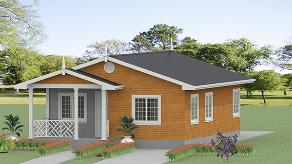 modern style modular panelized homes