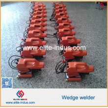 Wheel Mounted Wedge Welder for 0.5mm Geomembrane