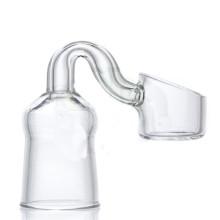 Кварцевый гвоздь для дыма с полированным женским швом (ES-QZ-017)