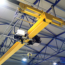 China Champion Brand Elcellent Indoor Overhead Crane For Sale