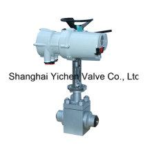 Válvula de controle elétrico de vapor de alta pressão e alta temperatura