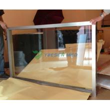 Ysx1613 2mmpb Röntgenstrahlenschutz Lead Glass