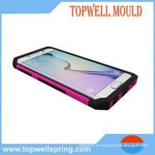 funda de silicona para móvil con funda de teléfono inteligente iPhone