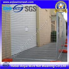 Hot DIP Galvanized Temporary Fence avec (CE et SGS)