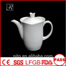 P&T porcelain factory coffee pots, porcelain tea pots
