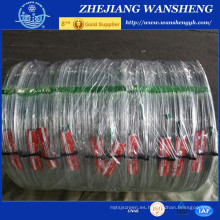 El alambre de unión de la Navidad galvanizó el alambre de acero del alambre del hierro de fábrica china