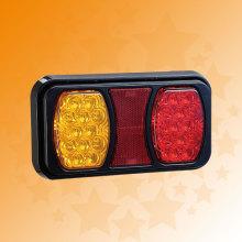 防水 ADR LED 重トラック ストップ テール ランプ