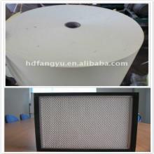 Fiberglass Air Filter Paper  F8
