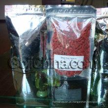 frutas secas bagas de goji secas orgânicas